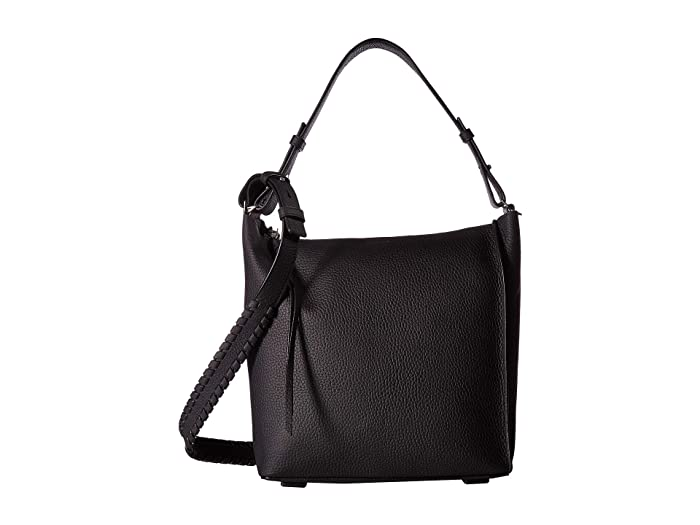 AllSaints  Kita Crossbody (Black) Cross Body Handbags