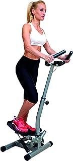 comprar comparacion JOCCA Stepper Lateral Con Barra De Sujección/Contador con 4 funciones: scan, tiempo, contador de pasos y calorías consumid...