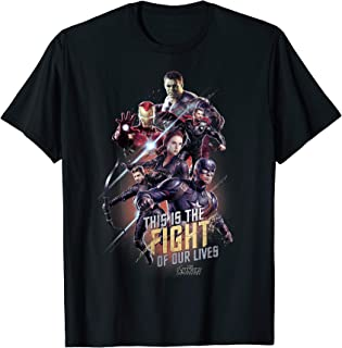 376b07de25 Marvel Avengers Endgame Fight of Our Lives Graphic T-Shirt