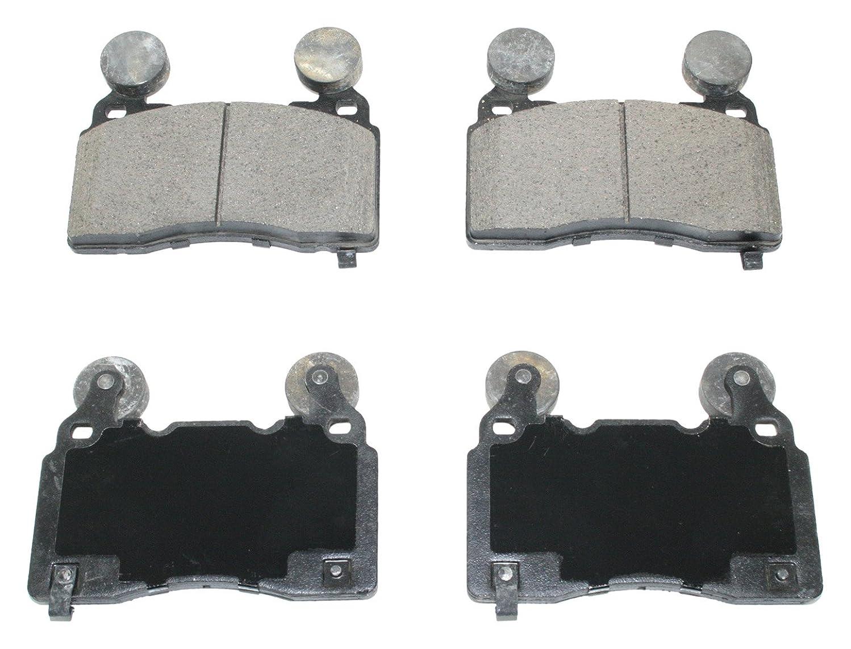 DuraGo BP1474C Front Ceramic Brake Pad