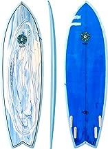KONA SURF CO. Retro Fish Fish Surfboard