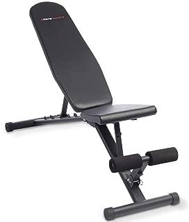 【Amazon限定ブランド】ウルトラスポーツ トレーニングベンチ 折りたたみ可能 最大許容重量500kg