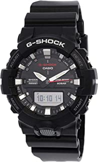 G-Shock Men's GA-800 Black One Size
