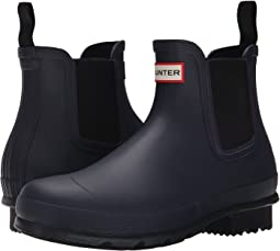 Hunter - Original Dark Sole Chelsea Boots