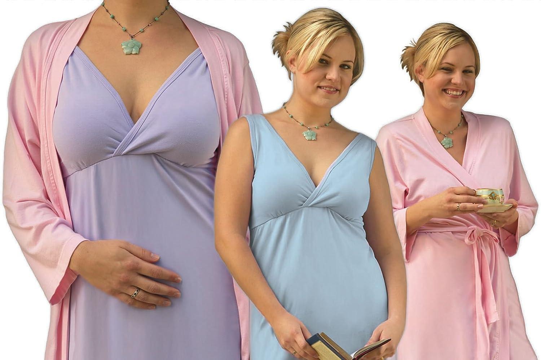 Aimee Gowns Original Braless Nursing Gown