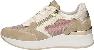 Nero Giardini P907722D Ivory Sneakers Scarpe Donna Calzature Comode