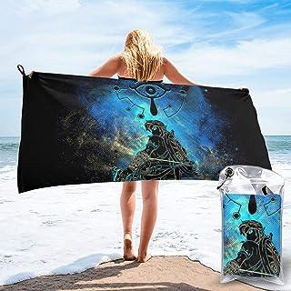 peluche et tr/ès absorbant Zelda in Breath of The Wild The Bath Towel Qualit/é h/ôteli/ère cinq /étoiles .Serviette de salle de bain de la collection Premium.Soft 1 serviette de bain 31x59 pouces
