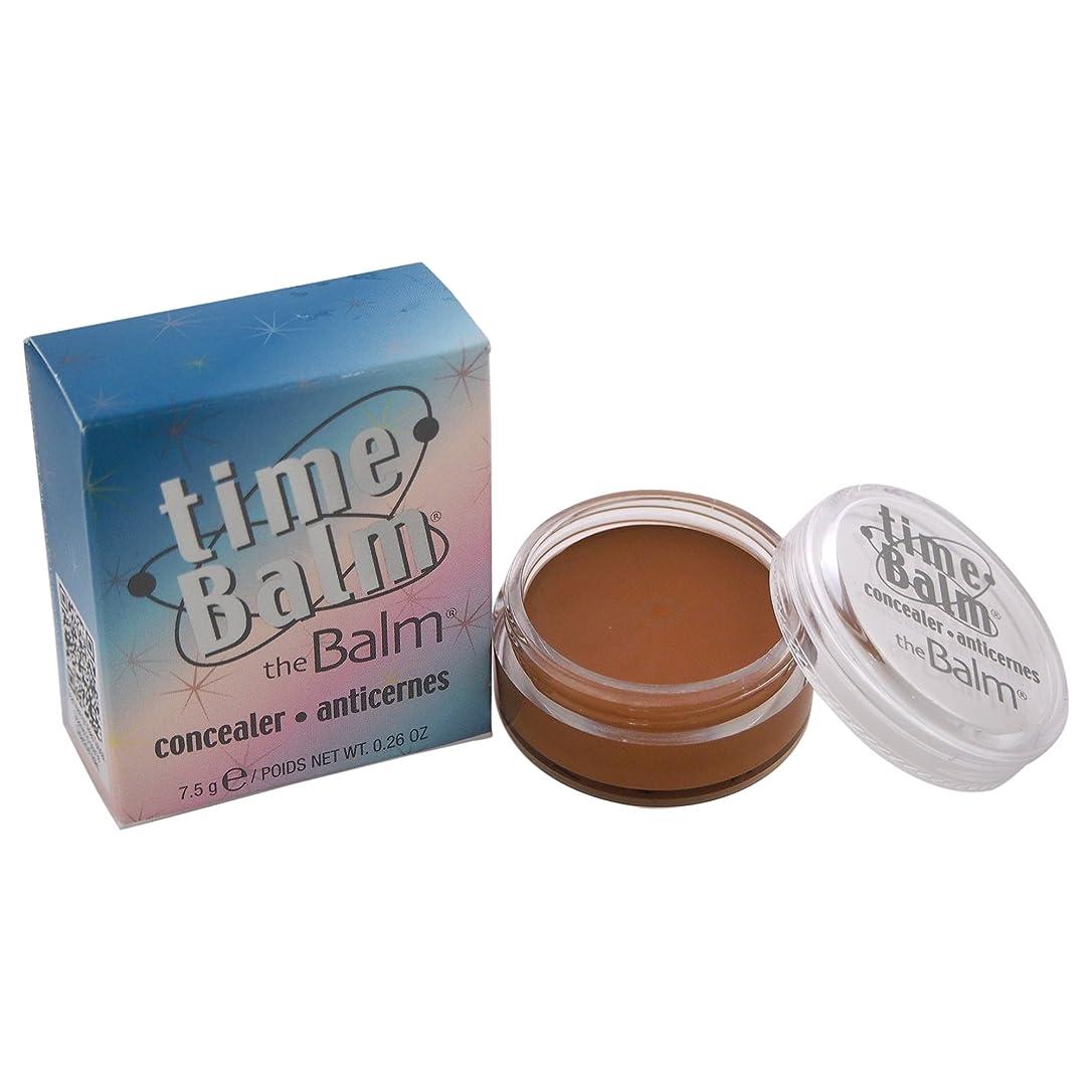 定期的に算術塗抹Thebalm Timebalm Anti-Wrinkle Concealer - Dark (並行輸入品)