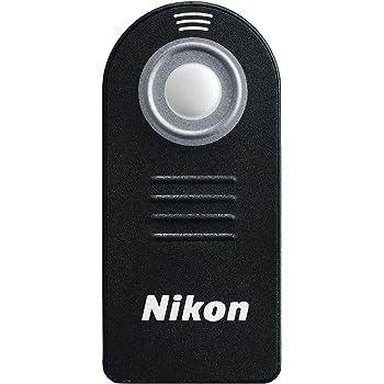 Nikon FFW-002-AA ML-L3 Télécommande Infrarouge pour Appareils Photo Nikon Noir