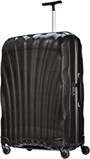 New Samsonite Cosmolite Suitcase Black Spinner 81/30 FL Lightweight V22107 53452