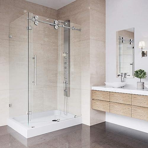 Corner Shower Enclosures: Amazon.com