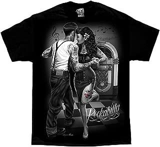 Last Dance Stripper Club DGA David Gonzales Lowrider Chicano Art Tank Top Shirt