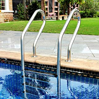 Amazon.es: escalera piscina acero inoxidable