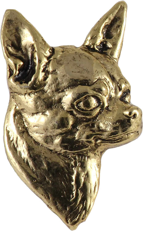 Toy Fresno Mall Dog Breed Brooch Lapel Pins Cavalier Heads - King Dedication Charles