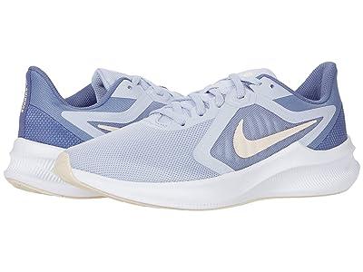 Nike Downshifter 10 (Ghost/Guava Ice/World Indigo) Women