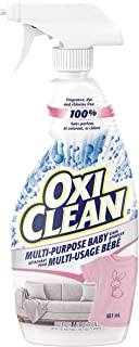 OxiClean Multi-Purpose Baby Stain Remover Spray, 651-ml