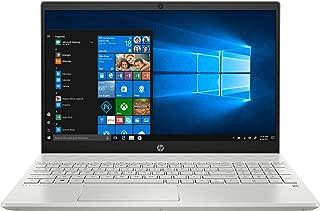 "HP Pavilion 15.6"" Dizüstü Bilgisayar, Intel Core i5-8265U, 512 GB SSD, 8 GB DDR4, Nvidia GeForce MX250, 6ZK74EA, Windows 10, Gümüş"