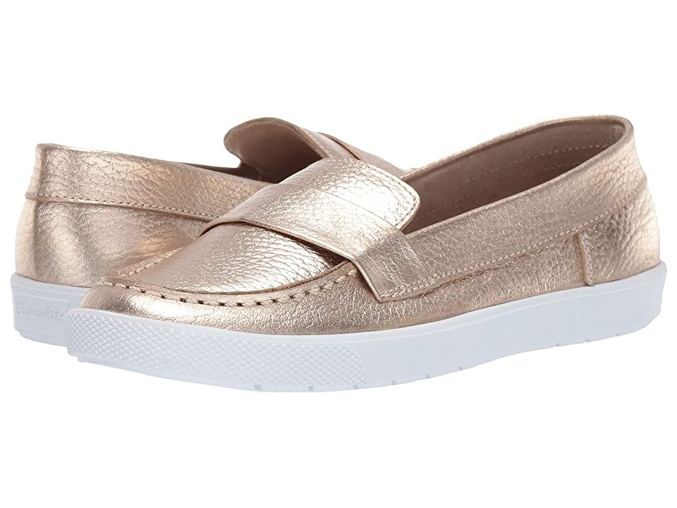 Elephantito Malta Loafers (Toddler/Little Kid/Big Kid) (Gold) Girls Shoes
