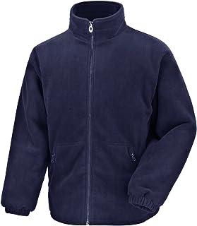 Result Core Men's Polartherm Winter Fleece Jacket