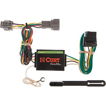 Amazon.com: CURT 55362 Vehicle-Side Custom 4-Pin Trailer Wiring Harness for  Select Nissan Frontier, Quest, Mercury Villager: AutomotiveAmazon.com