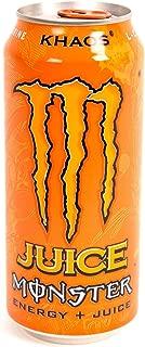Monster Energy Drink, Khaos , 64 Fl. Oz, (Pack of 2)