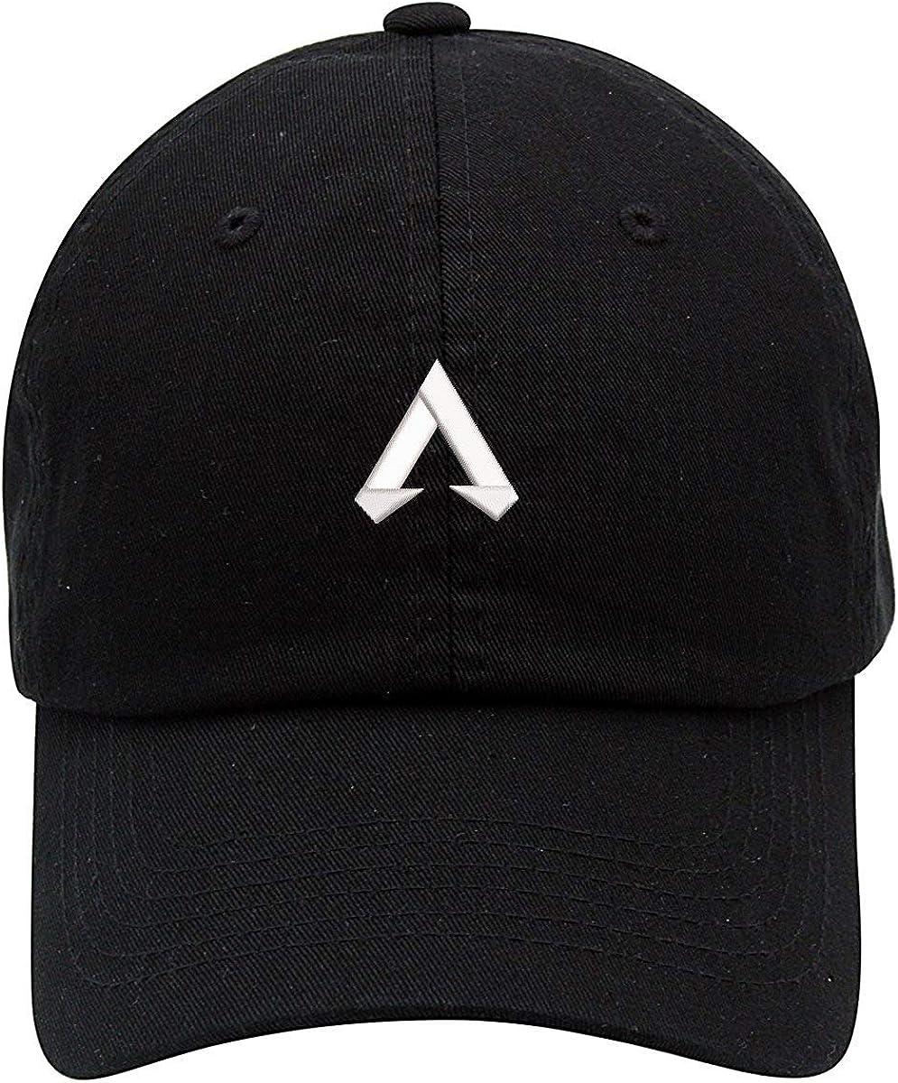 7. Apex Legends Embroidered Logo Unisex Baseball Hat