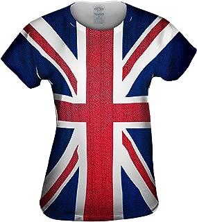 Union Jack -Tshirt- Womens Shirt