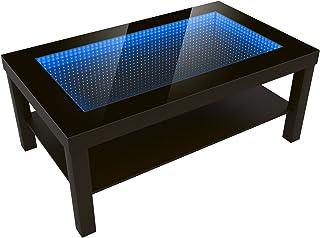 Amazon Fr Table Basse Led