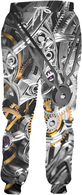 Pantalones 3D con Estampado de Hombres/Mujeres, Traje de ...