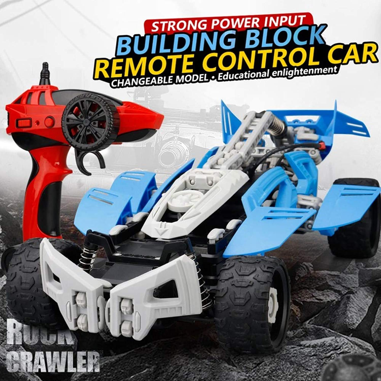 Generic RC Model Toy Car SDL 2017A20 2.4ghz 1 16 USB Charging Building Block DIY RC Cars Remote Control Toys Crawler Model Crawler