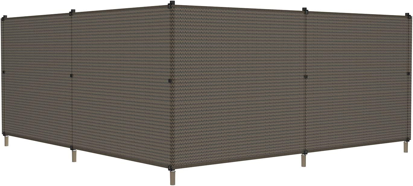 Patio Removable famous Fencing with Fence Safety Super Special SALE held Privacy Temporary Pole