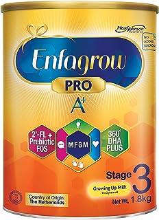 Enfagrow A+ Stage 3 Baby Formula Milk Powder (1-3Y), 1.8 kg