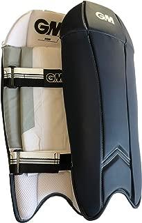 GM 606 Wicket Keepper Leg Guard - Men's Size, Blue Color : 2019 Edition