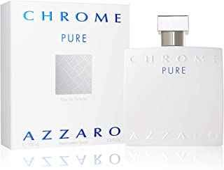 Azzaro Chrome Pure Eau de Toilette - Cologne for Men