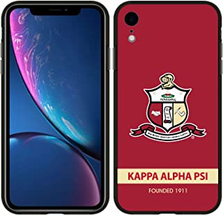 Kappa Alpha Psi Fraternity iPhone XR Phone Case Clear