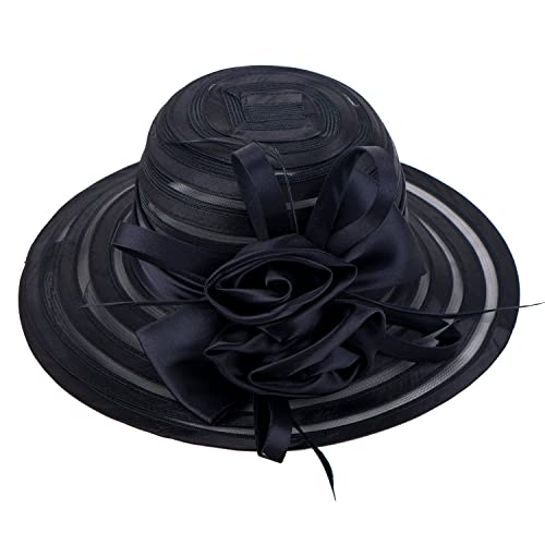 727f3a135 Church Hats for Weddings: Amazon.com