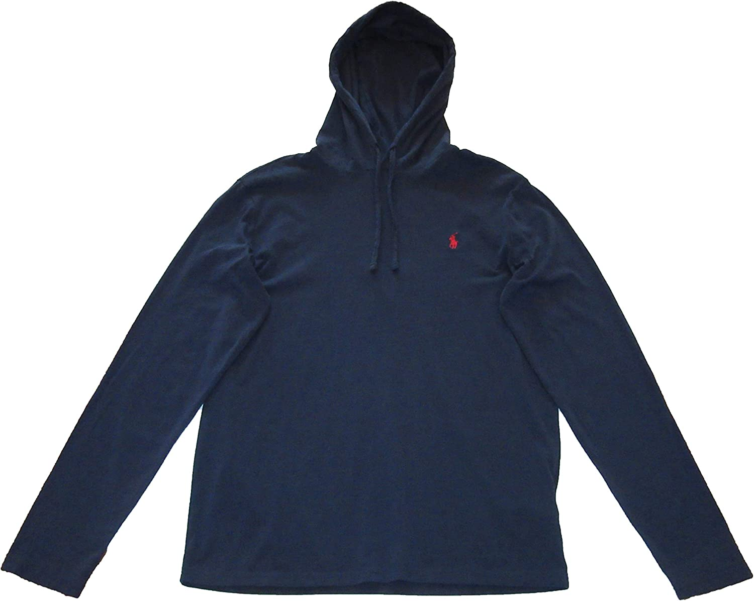 Ralph Lauren Popular shop is the lowest price challenge Award-winning store Polo Mens Big and Tall Sleeve T- Cotton Hooded Long