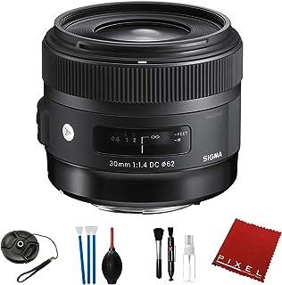 Sigma 30mm f/1.4 DC HSM アートレンズ Canon用 エッセンシャルアクセサリー付き