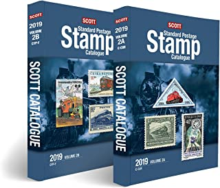 2019 Scott Standard Postage Stamp Catalogue Vol. 2 - Countries (C-F) (Scott Catalogues)