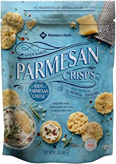 Member's Mark Parmesan Crisps 9.5 oz. (pack of 4) A1