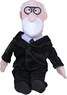 """The Unemployed Philosophers Guild Sigmund Freud Little Thinker - 11"""" Plush Doll for Kids and Adults"""