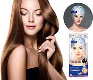 Kuron Store LESASHA Pro Vitamin Color & Styling Hair Serum Treatment Mask Cap, Hair Masks Deep Nourishing Instant Shine Luster Lock Professional Care Moisturizing Repair, 35 G 2 Pack Count