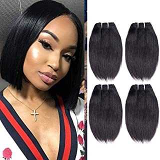 Liang Dian 8A Brazilian Straight Hair 4 Bundles (8