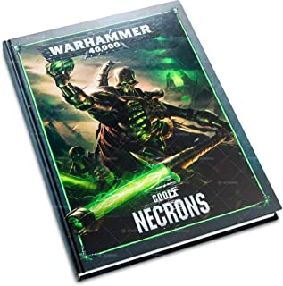 Games Workshop Codex Necrons Warhammer 40,000