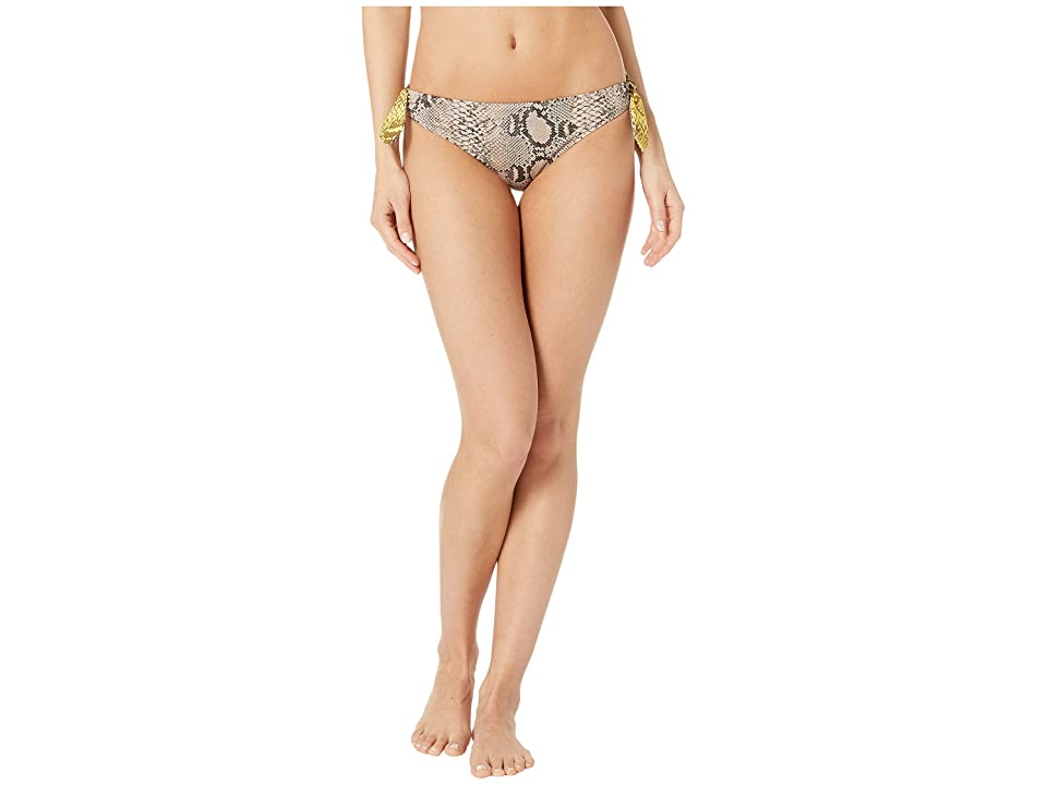 Stella McCartney Timeless Classic Bikini Bottoms (Cream) Women