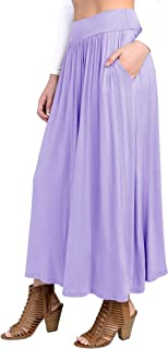 Best long lilac skirt Reviews
