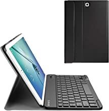 Fintie Keyboard Case for Samsung Galaxy Tab S2 9.7 – Slim Fit Stand Cover with..