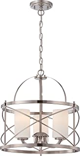 Nuvo Lighting Three Light Pendant, 16