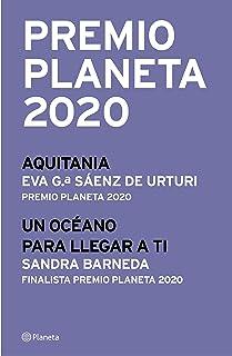 Premio Planeta 2020: ganador y finalista (pack) (Autores Españoles e Iberoamericanos)
