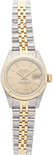 Rolex Datejust Mechanical (Automatic) Champagne Dial Womens Watch 69173 (Certified Pre-Owned)